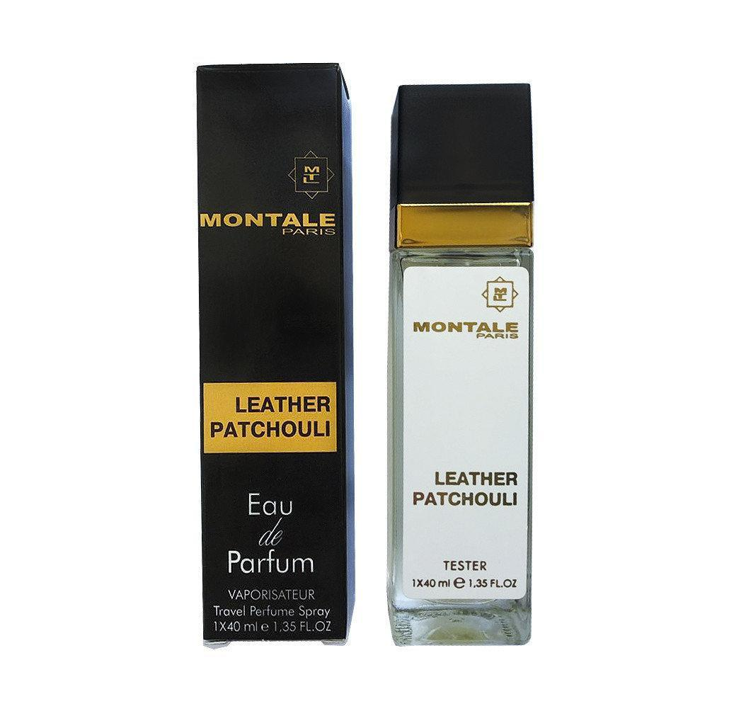 Montale Leather Patchouli  40ml