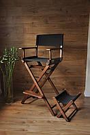 Складной, профессиональный стул для макияжа, стул визажный