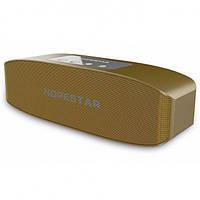 Портативная Bluetooth колонка Hopestar H11 Gold USB FM FL-369, КОД: 1083801