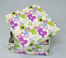 Коробочка для подарков 195*195*97