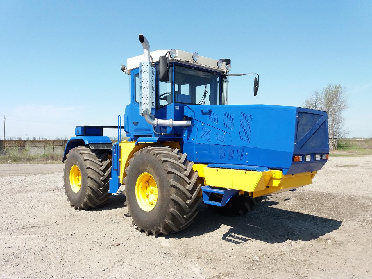 Трактор на базе К-701. Двигатель 400 л.с.