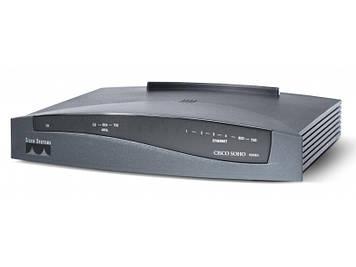 Маршрутизатор Роутер Cisco SOHO 91 (CISCOSOHO91-K9)