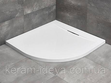 Душевой поддон полукруглый Radaway Giaros A900 900×900×40 MKGA9090-03 , фото 2