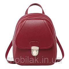 Маленький рюкзак бренда CONEED Red