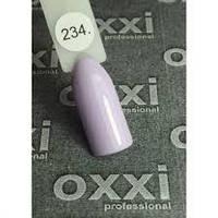 Oxxi № 234 светло-сиреневый, эмаль 10 ml