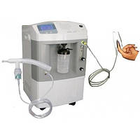 Медицинский кислородный концентратор «МЕДИКА» JAY-3W с опциями контроля концентрации кислорода, пульсоксиметри
