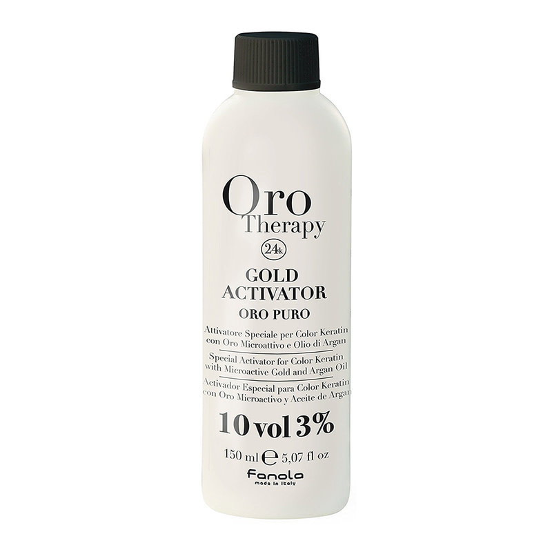 Оксигент 3% Fanola Gold 150 мл
