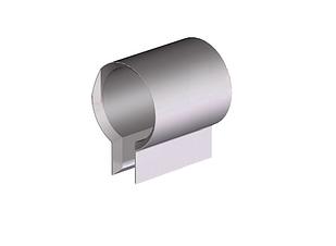Проміжне кільце Cepro Jonction Ring на трубу діаметром 32-33.7 мм