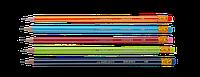 Карандаш графитовый Buromax Graphite HB ассорти