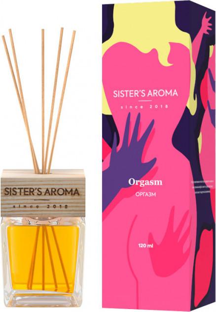 """Аромадиффузор для дома Sister's Aroma """"Оргазм"""", 120 мл"""