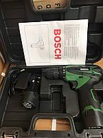 Акумуляторный шуруповерт Bosch GSR 12-2V