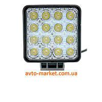 Светодиодная LED фара WL-107 48W EP16 FL