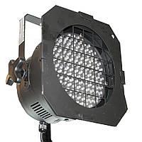 Прожектор PAR 56 (черный) LED RGB DMX