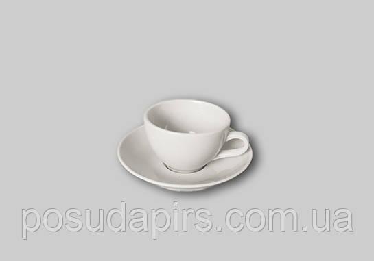 Чашка з блюдцем Columbia (220мл) F2119+F1982