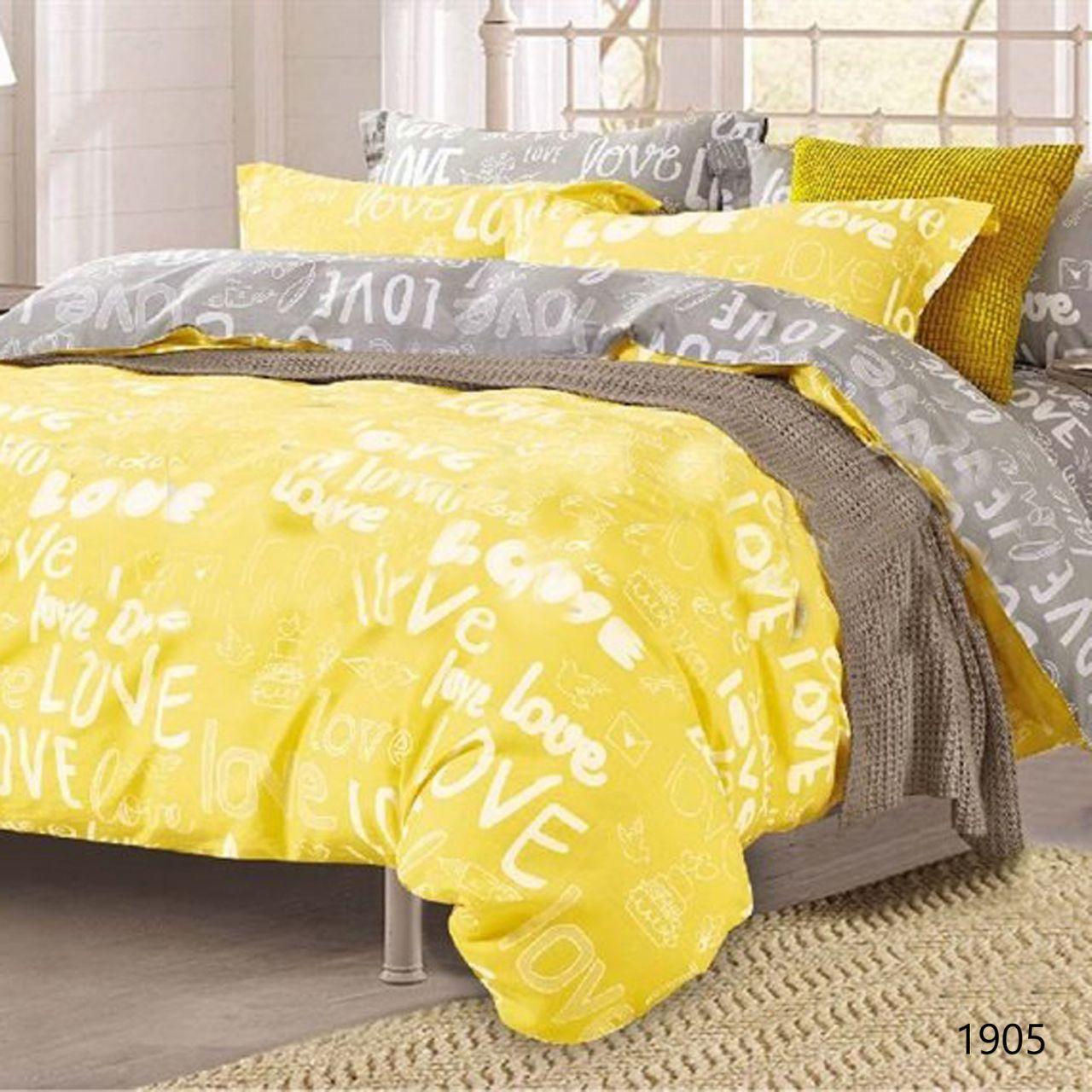 """1905 Полуторный набор постельного белья ранфорс ТМ """"Pretty"""""""