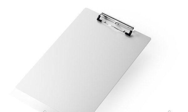 Планшет из лакированного алюминия DURABLE