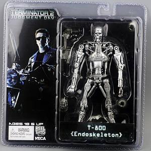 Фигурка NECA Терминатор T-800 Terminator 2 Judgment Day Endoskeleton эндоскелет
