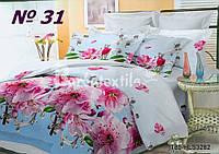 Постельное белье на резинке 2х спальный бязь, хлопок и полиэстер