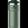 Термокружка STANLEY Classic 0.47L Twin Lock белый, черный, зеленый (10-06443-017), фото 4