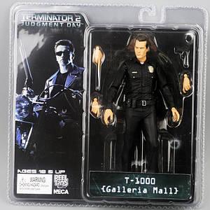 Фігурка NECA Термінатор Т-1000 Terminator 2 Judgment Day Galleria Mall