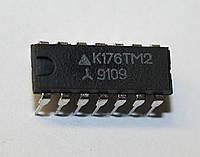 МикросхемаК176ТМ2 (DIP-14)
