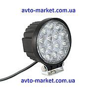 Светодиодная LED фара WL-205 42W EP14 FL