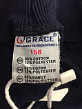 Модные спортивные штаны для мальчика подростка 134 см, фото 5