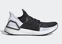 Мужские кроссовки Adidas Ultra Boost 5.0 2019 black-white