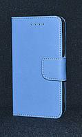 Чехол-книжка универсальный, синий 4,0-4,5