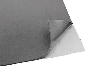 Шумоизоляция для авто, СПЛЕН Економ 5К, самоклейка (50×75см, 5мм)