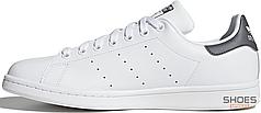 Мужские кроссовки Adidas Stan Smith White Black CQ2206, Адидас Стен Смит