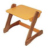 Детский столик и стульчик оранжевый от производителя! (с регулировкой), фото 5