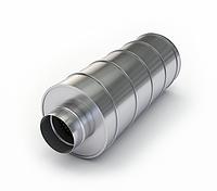 Шумоглушитель L=1000 мм, d=100 вентиляционный круглый