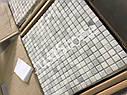 Мраморная Мозаика Стар.Валт. МКР-4СВ (15х15) 6 мм White Mix, фото 4