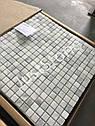 Мраморная Мозаика Стар.Валт. МКР-4СВ (15х15) 6 мм White Mix, фото 3