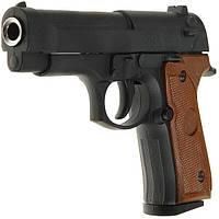 Пистолет детский металический аналог Beretta 92 (Galaxy G22)