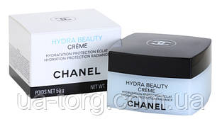 Крем для лица Chanel Hydra Beauty(упаковка примята)