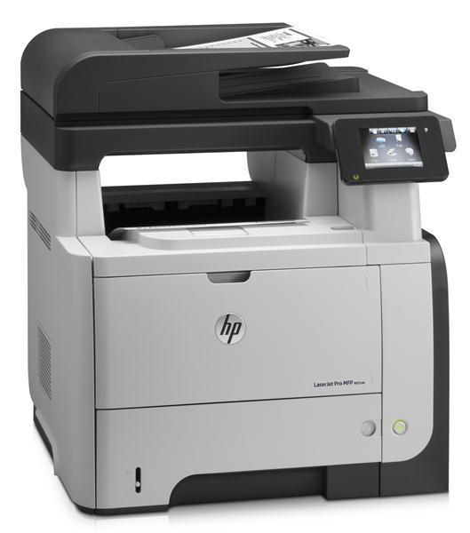 БФП А4 ч/б HP LJ Pro M521dn