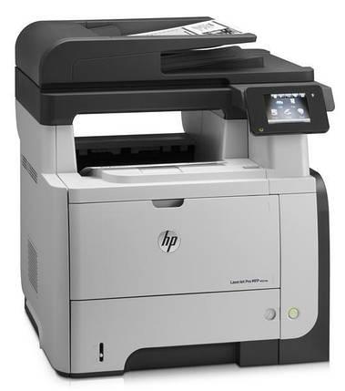 БФП А4 ч/б HP LJ Pro M521dn, фото 2