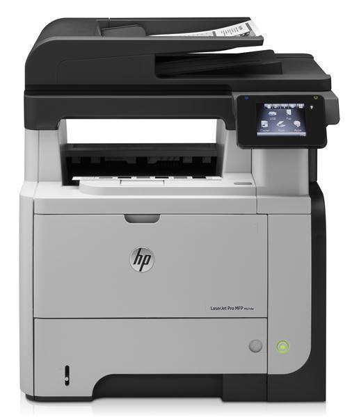БФП А4 ч/б HP LJ Pro M521dw з Wi-Fi