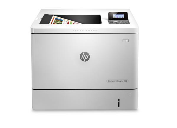 Принтер А4 HP Color LJ Enterprise M552dn
