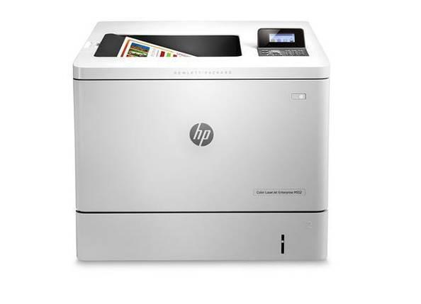 Принтер А4 HP Color LJ Enterprise M552dn, фото 2