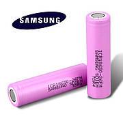 Samsung INR18650-30Q 3000 mAh 15А (до 30А)