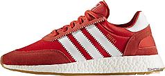 Женские кроссовки Adidas Iniki Runner I-5923 Boost Red Gum BY9728, Адидас Иники Ранер I-5923