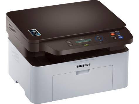 БФП А4 ч/б Samsung SL-M2070, фото 2