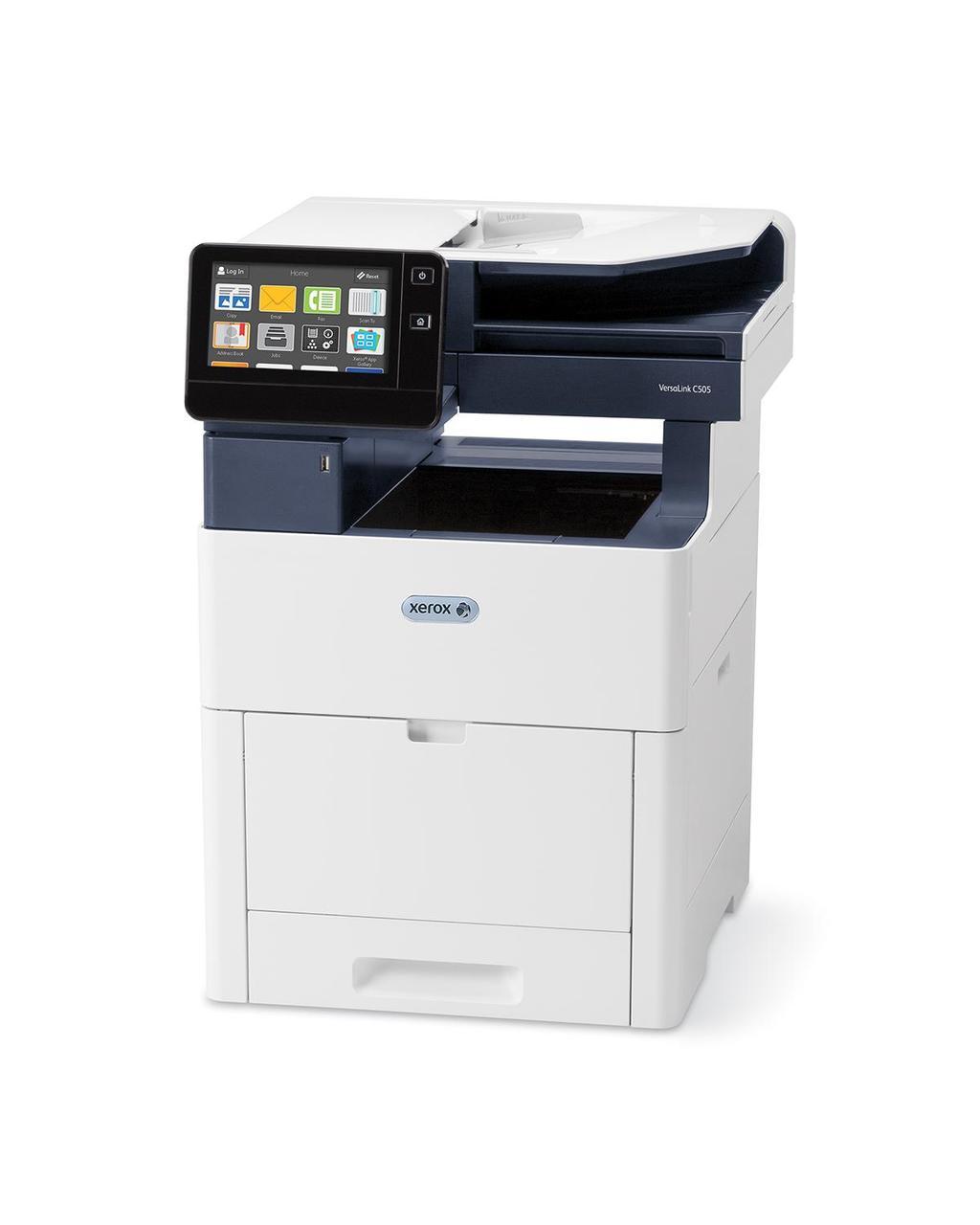 БФП А4 кол. Xerox VersaLink C505S