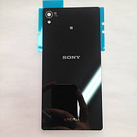 Задняя крышка Sony Xperia Z3 Plus - Z4 / E6553 / E6533 Black