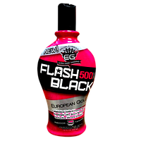 Крем для солярия FLASH BLACK 500X