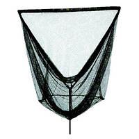 Camou Boilie Landing Net, 2 sections, 107x107x100x180cm (Карповый камуфлированный подсак)