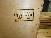 Термообработка деревянной тары
